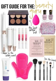 Gift Guide: For the Beauty Guru | Southern Curls & Pearls | Bloglovin'