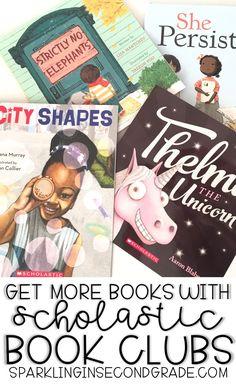 Earn free books usin