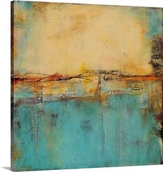 Love Notes by Erin Ashley Painting Print on Canvas