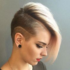 Try easy Undercut Bob Hairstyle 8175 2018 Undercut Short Bob Hairstyles and Haircuts for Women using step-by-step hair tutorials. Check out our Undercut Bob Hairstyle 8175 2018 Undercut Short Bob Hairstyles and Haircuts for Women tips, tricks, and ideas. Bob Hairstyles For Fine Hair, Undercut Hairstyles, Hairstyle Short, Layered Hairstyles, Prom Hairstyles, Haircut Short, Style Hairstyle, Decent Hairstyle, Hairstyle Hacks
