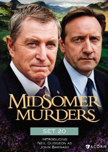 Based on the books by Caroline Graham, Midsomer Murders burst into the scene in 1997 and quickly became a favorite on both sides of the Atlantic. The cases of DCI Barnaby and Sgt. Troy (and later on, DS Jones) center around the villages of Midsomer County, where proper English ways often hide dark secrets, buried scandals and evil intent. Perfect if you've exhausted the Agatha Christie Miss Marple film adaptations, or want to add to your Inspector Lewis rotation.