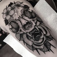 ElectricTattoos — Dom Wiley