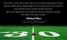 Michael Oher Adopted