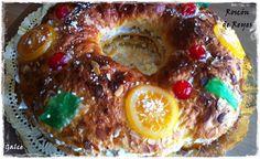 Roscón de Reyes o Tortell de Reis