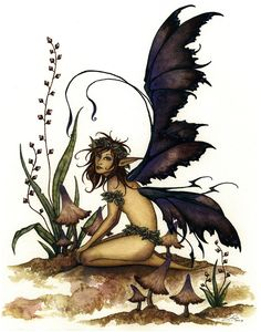 Fairy Art by Amy Brown - Mia