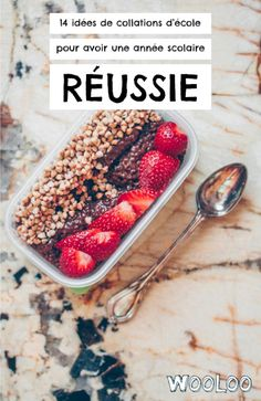 14 ideas for school snacks Lunch Snacks, School Snacks, Healthy Snacks, Healthy Recipes, Batch Cooking, Cooking Tips, Cooking Recipes, Cooking With Kids, Baby Food Recipes