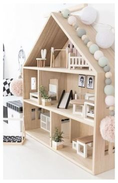 62 Ideas diy baby toys wooden doll houses #diy #baby #toys #wooden #diybabytoyswooden