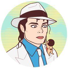 Kimiaki Yaegashi - Michael Jackson