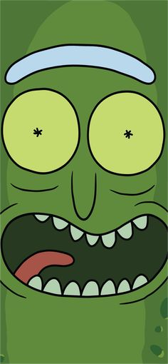 Pickle Rick Download at: http://www.myfavwallpaper.com/2018/05/pickle-rick.html #iphonewallpaper #phonewallpaper #background #wallpaper #myfavwallpaper