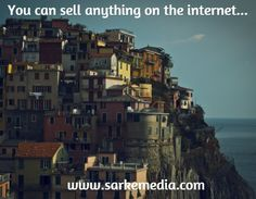sell anything on the internet