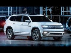 Cool Volkswagen 2017: Cool Volkswagen 2017: 2018-2017 Volkswagen Atlas R-Line Information about interi... Car24 - World Bayers