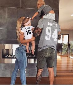 we are family, cute family, family life, baby family, family Cute Family, Baby Family, Family Goals, Family Kids, Tammy Hembrow, Family Outfits, Baby Kind, Mommy And Me, Baby Fever