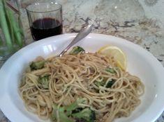 Lemon Garlic Pasta Recipe - Food.com