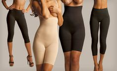 Groupon - Memoi Plus-Size Shapewear (Up to 60% Off). Free Shipping. Multiple Styles, Colors, and Sizes Available.  in Online Deal. Groupon deal price: $12.00