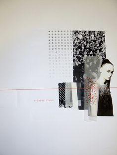 louisenutt - 'Ordered Chaos' Moodboard Oct 2012
