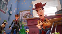 KINGDOM HEARTS III SUBTITLES D23 2017 Toy Story Trailer - YouTube <<<<< this us so amazing, the graphics are so beautiful, and I'll have it next year, I just couldn't be happier with this trailer