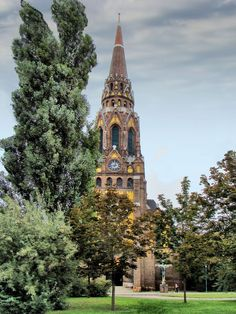 saint ladislaus church budapest