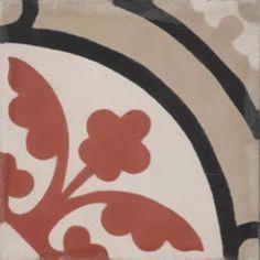 Moroccan Encaustic Cement Pattern Tiles 09c