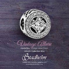 Pandora Vintage Allure Charm - Autumn Collection 2016