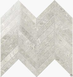 Novabell Imperial Chevron Mosaic on a sheet - Main Website White Kitchen Interior, Interior Design Kitchen, Imperial Tile, Beach Bathrooms, Grey Chevron, Mosaic, London, Bathroom Ideas, Home Decor