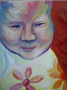 'Dreaming Baby' by Mikey Kettinger 2005, http://mikeysimaginaryfriends.com
