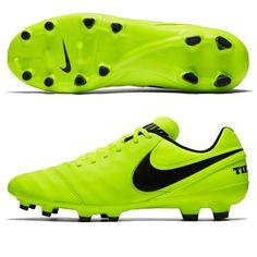 cheaper acb43 35f23 Бутсы Nike Tiempo Genio II Leather FG. Купить футбольные бутсы Nike Tiempo  Genio II Leather FG (819213-707), цена, фото, отзывы   Футбольная Точка