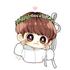 V Chibi, Anime Chibi, Anime Art, Park Jimin Cute, Jungkook Cute, Jungkook Fanart, Kpop Fanart, Bts Drawings, Cute Cartoon Wallpapers