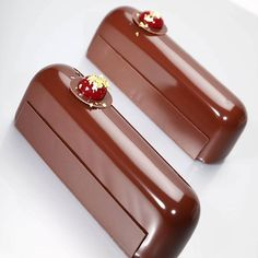 Raspberry Chocolate Petit Gâteaux