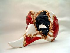 Zanni Batocchio Red/Gold/Black/White