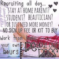 Join my team.