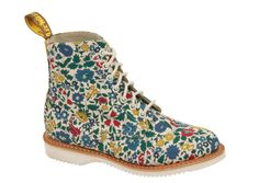 Dr Martens x Liberty of London