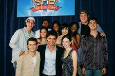 Cast of the movie Sky High