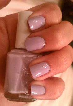 Lilacism by Essie. I am actually wearing this right now ;)