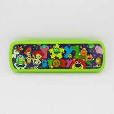 Disney Toy Story painter series green plastic pencil box (Imported from Japan)  全新迪士尼(Disney)反斗奇兵(Toy Story)畫家系列青色膠筆盒 (原裝日本進口)(包郵)  http://www.ebay.com/itm/Disney-Toy-Story-painter-series-green-plastic-pencil-box-Imported-Japan-/290844034812?pt=TV_Movie_Character_Toys_US=item43b7a7c6fc  http://hk.f1.page.auctions.yahoo.com/hk/auction/b24546476