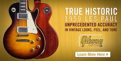 Gibson Custom - True Historic 1959 Les Paul