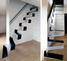 Escaleras y más escaleras | #Stairs #Escadas #Design #Architecture