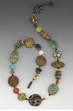 necklace-one of my favorites, I kept this one. By Kimberly Arden