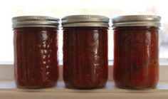 Canning Salsa - Recipes with Fresh Tomatoes