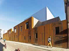 Ector Hoogstad Architecten (Project) - Gebr. de Nobel - Leiden