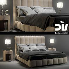 3D Lamp Dv Home Byron Model - 3D Model