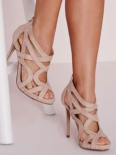 Fashion Fix: Cut out sandalen - My Simply Special