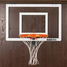 Door Mounted Mini Basketball Hoop - Mini Pro Elite Hoop Set