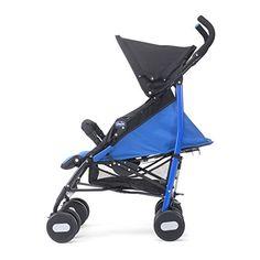 Chicco Echo - Silla de paseo, color azul