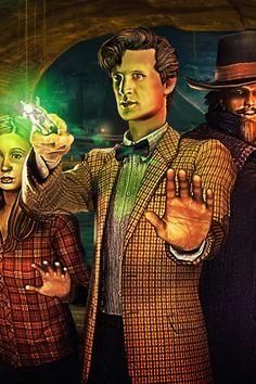 Dr Who | The Gunpowder Plot game