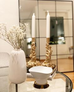 Creative Ideas, Candle Holders, Crafting, Walking, Diy Crafts, Candles, Table Decorations, Mirror, Space