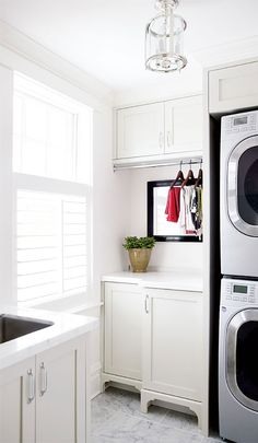 20 Swoon-Worthy Laundry Rooms