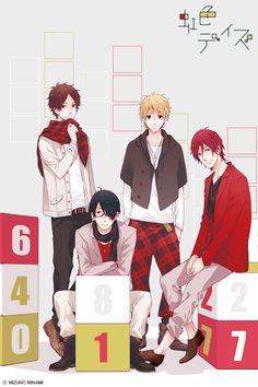 Nijiiro Days - 23.00 por Last Heaven Fansub