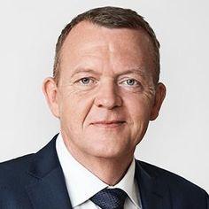 Lars Lokke Rasmussen, prime minister of Denmark