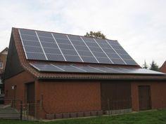 Photovoltaik-Anlage auf Wohnhaus. Montage durch Martin Kegelmann Dachdeckermeister in Münster (48163)   Dachdecker.com