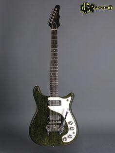 Epiphone Wilshire 1965 Silver Fox | Reverb
